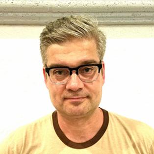 Portrait of Jukka S.