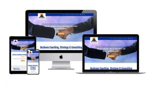 BD and C website design on iPhone, iMac and Macbook