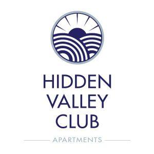 Hidden Valle Club logo design